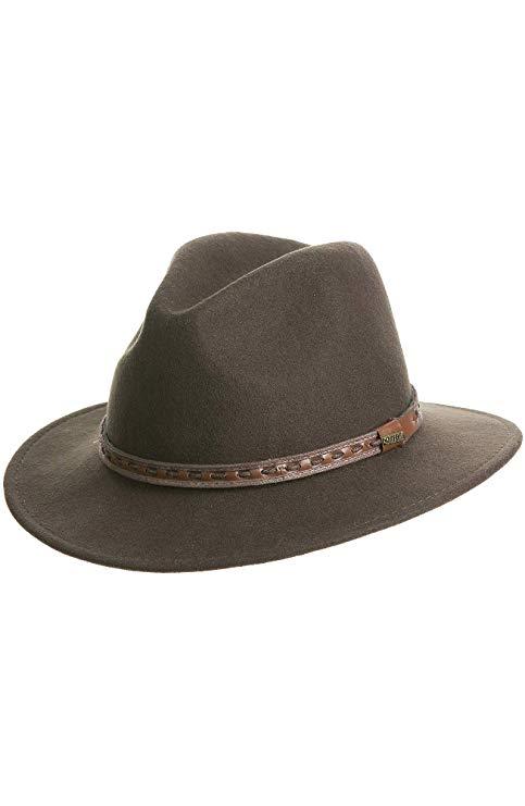 crushable safari hat