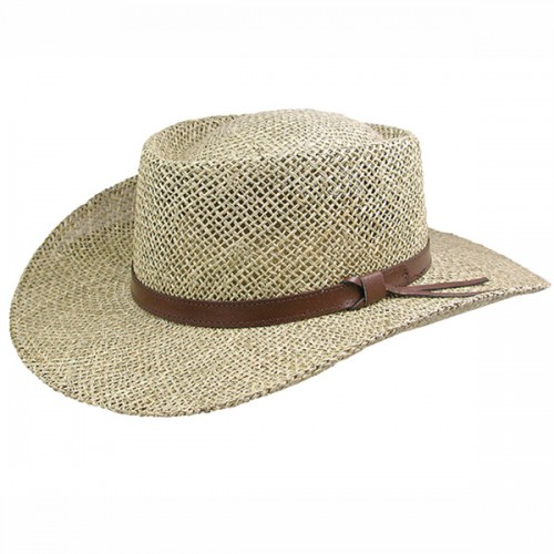best wide brimmed straw hat for men
