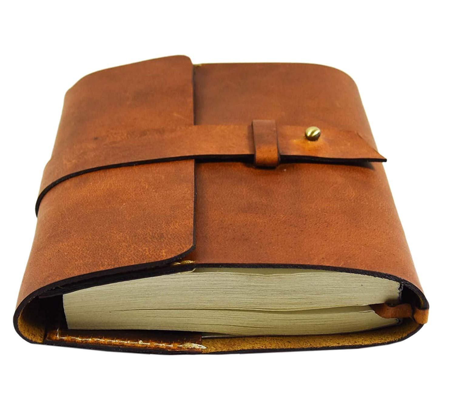 best refillable leather journals