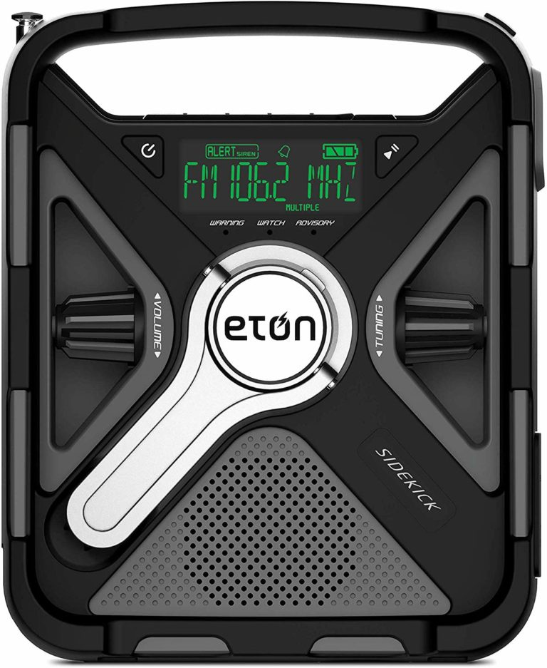 best emergency radio for camping