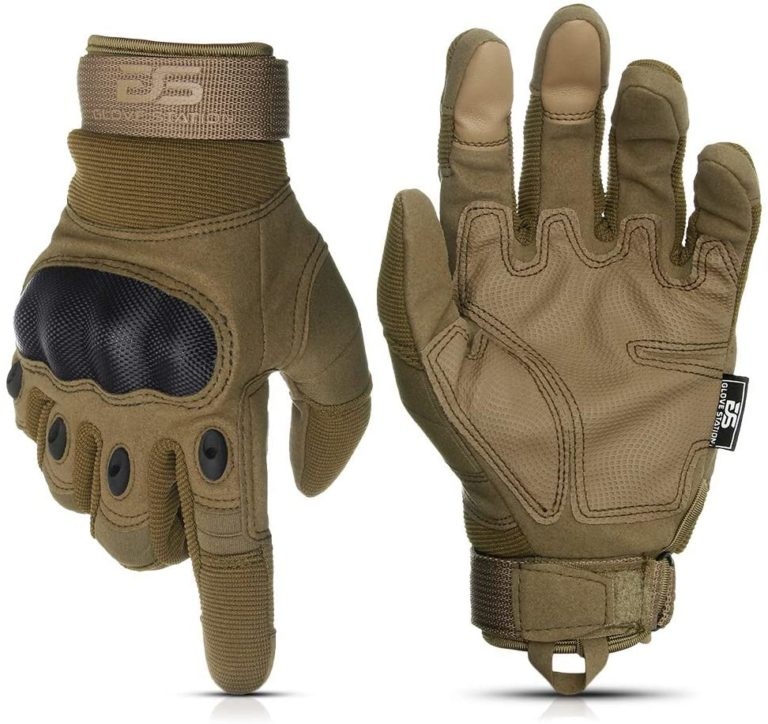 best armored tactical gloves