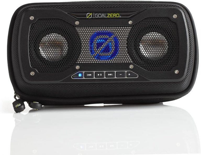 best solar power speakers