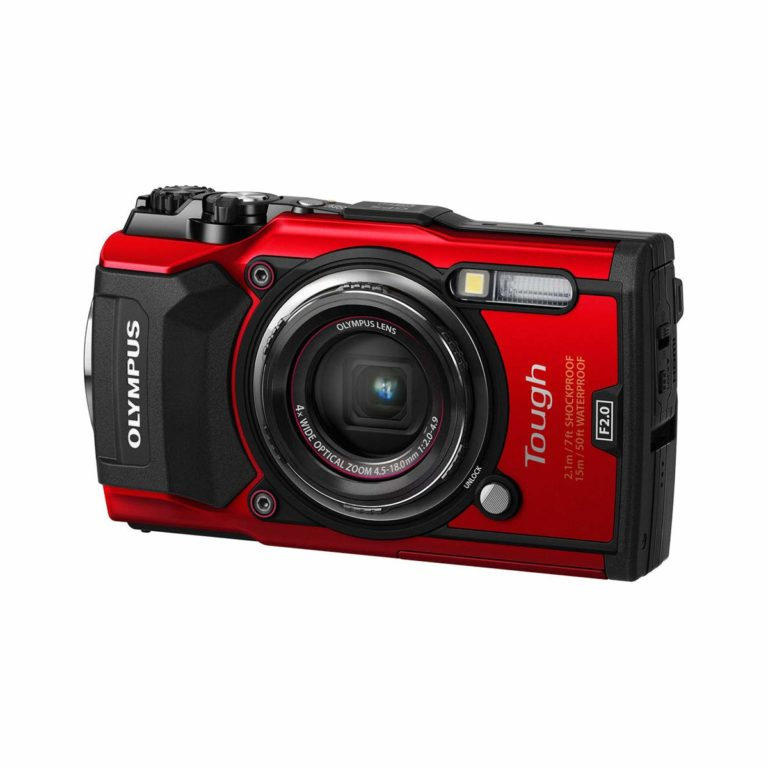 best hiking camera
