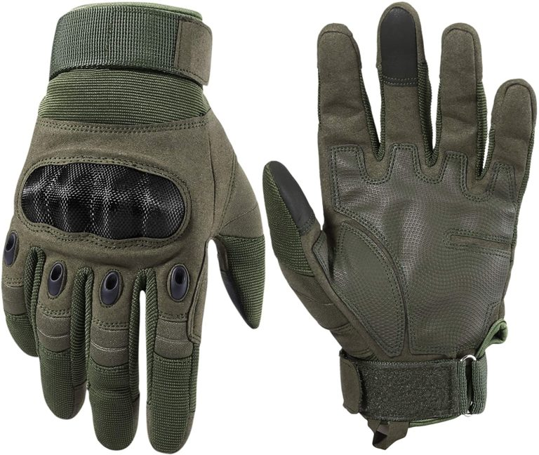 best touch screen tactical gloves