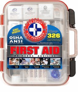 best first-aid kits
