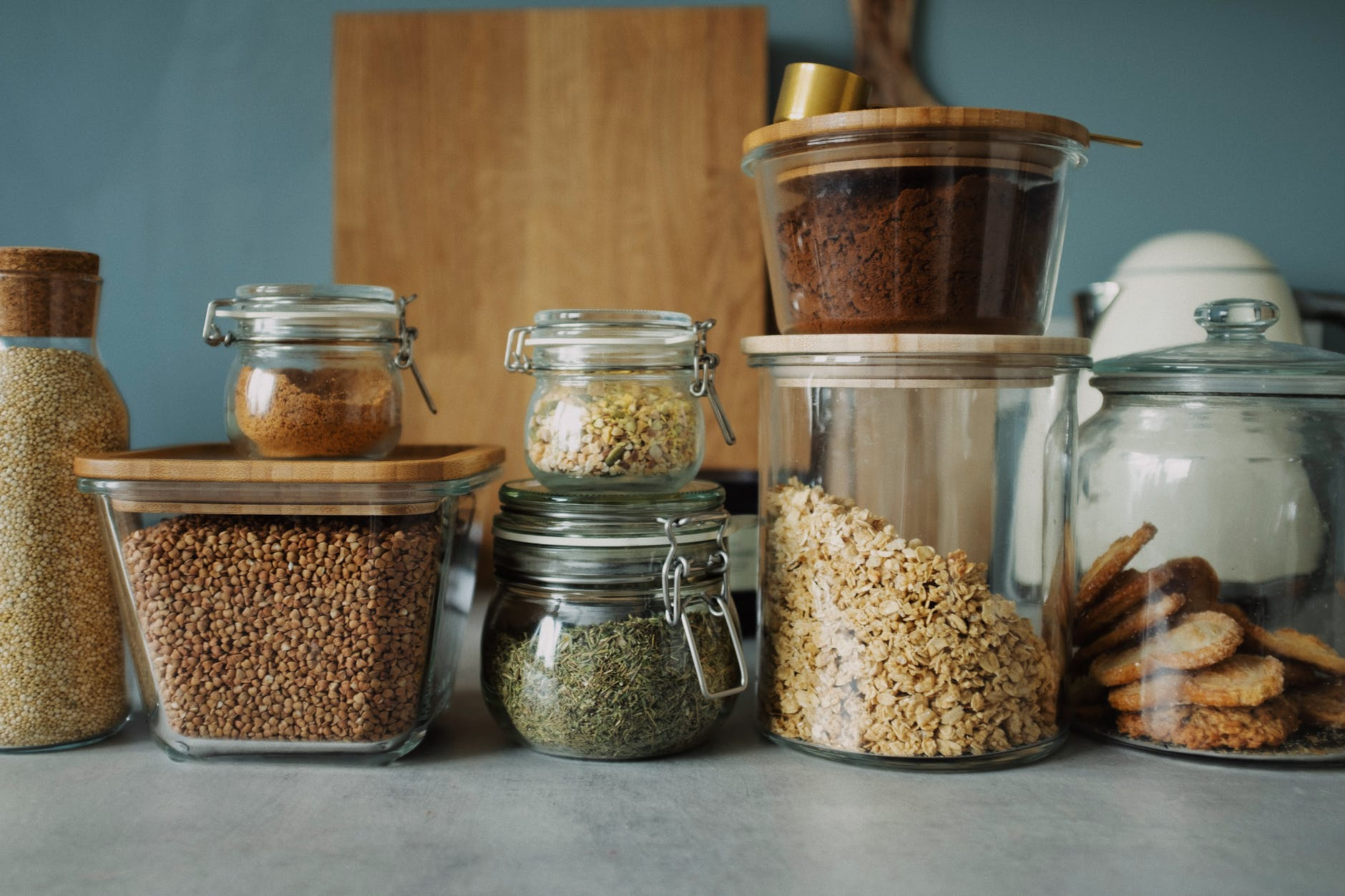 best food storage for long term