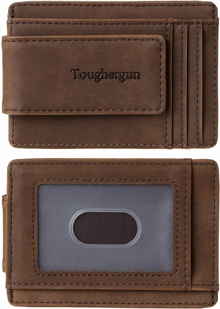 best RFID blocking wallet