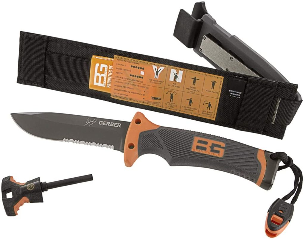 best big survival knife