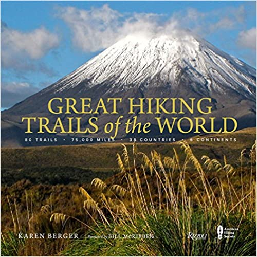 best book about hiking trails