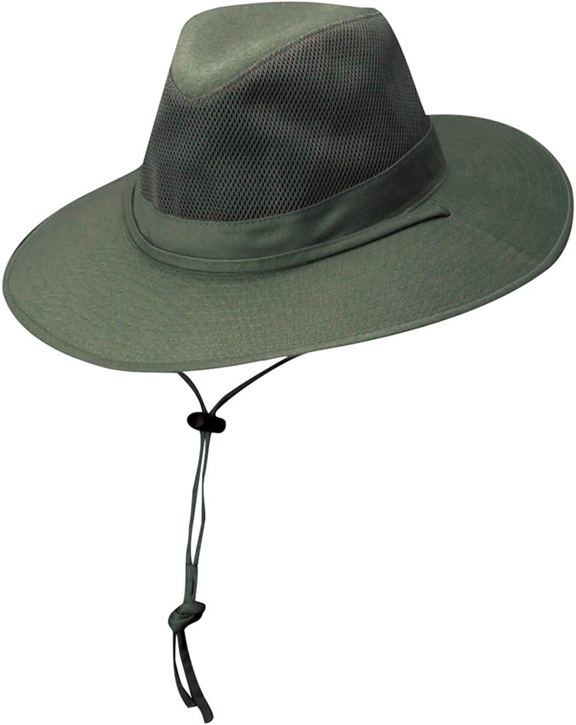 best mesh wall safari hat