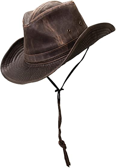 best outback hat with chin strap