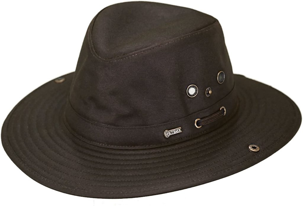 best outback hat