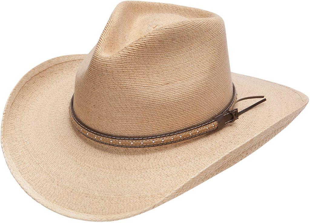 best western straw hat