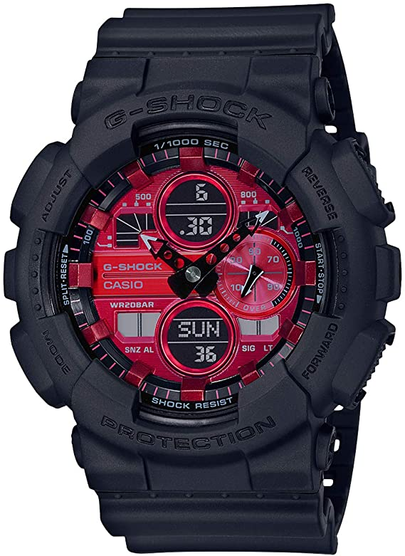 Adrenalin Red G-Shock
