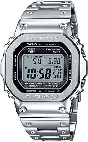 best stainless-steel solar power g-shock watch