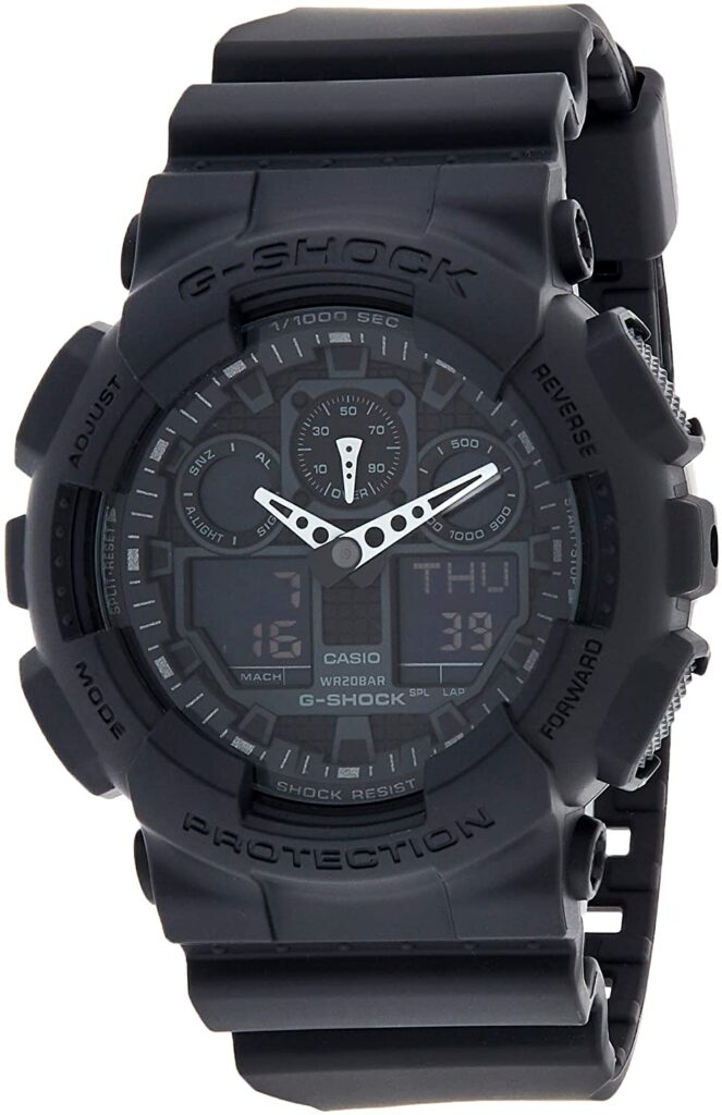 best blacked out G-Shock under $100
