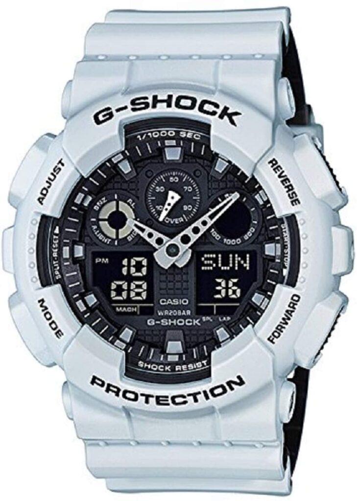best white G-Shock for military