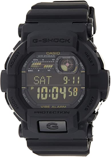 black G-Shock GD350