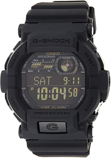 black G-Shock GD350