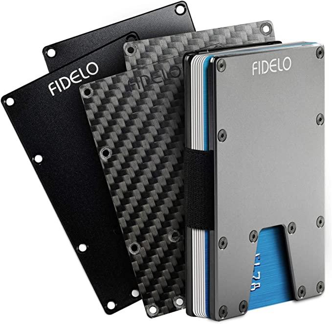 best custom minimalist wallet
