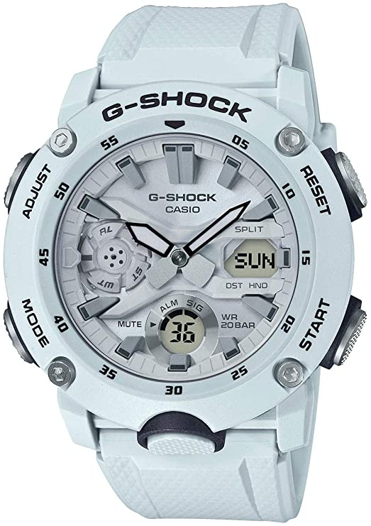 best expensive white g shock for men