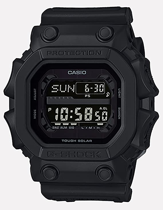 best black square G-Shock