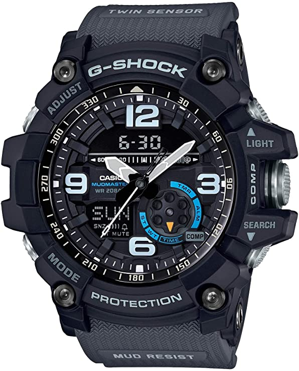 best black and blue g shock