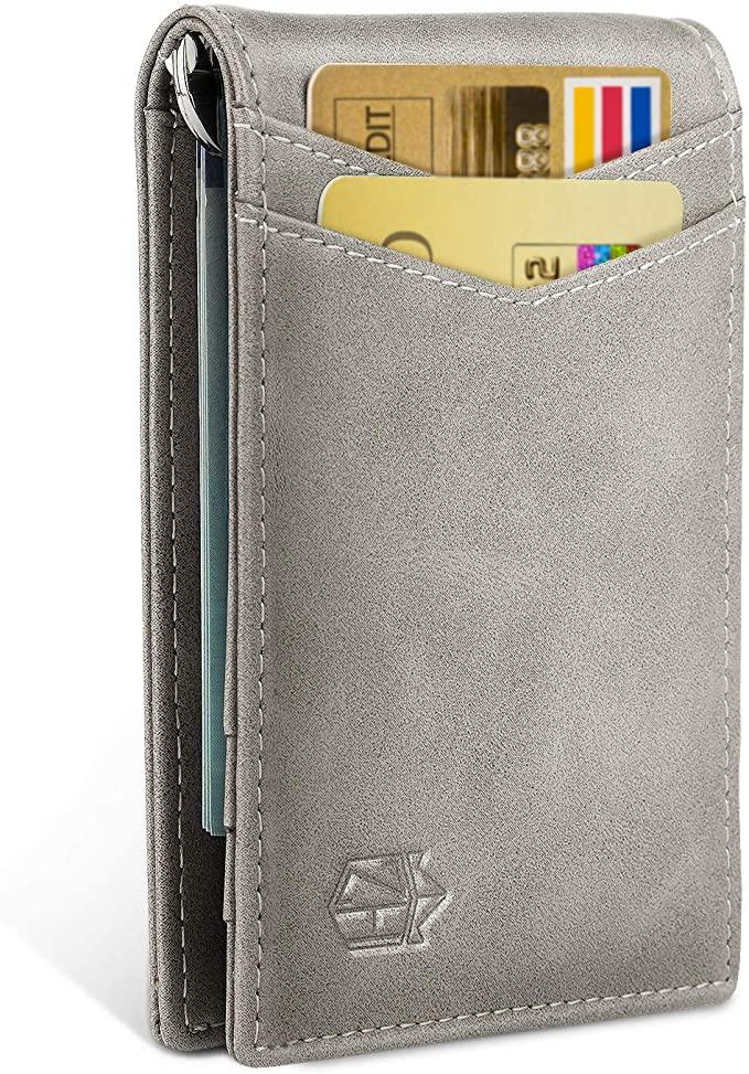 best minimalist bifold wallet for men