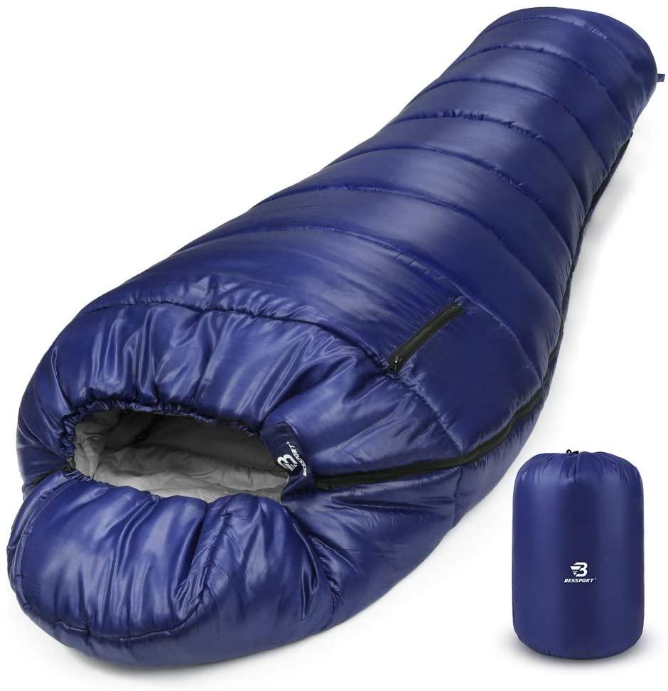 best sleeping bag for tall men