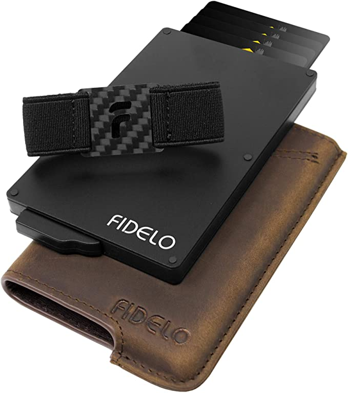 best push wallet for men