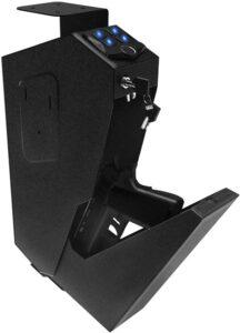 best desk mounted gun safe