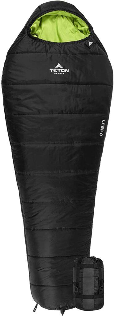 best lightweight mummy sleeping bag for men