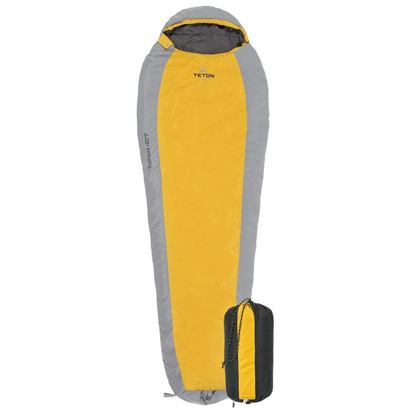 best sleeping bag for lightweight camping