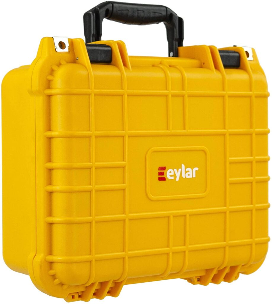 TSA approved protective hard case