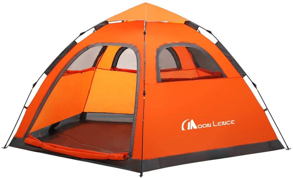 best instant popup tent
