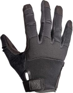 best shooting gloves for police officers