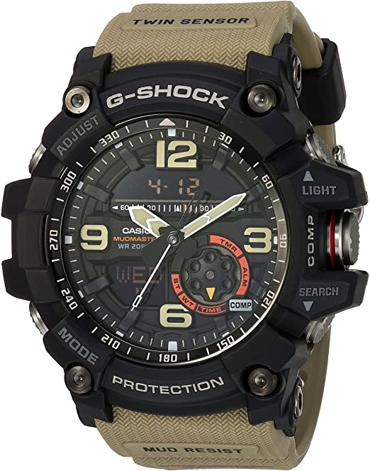 the best Master of G Mudmaster G-Shock