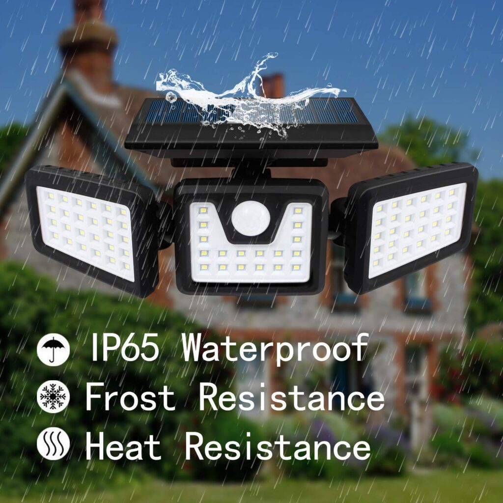best home security lights