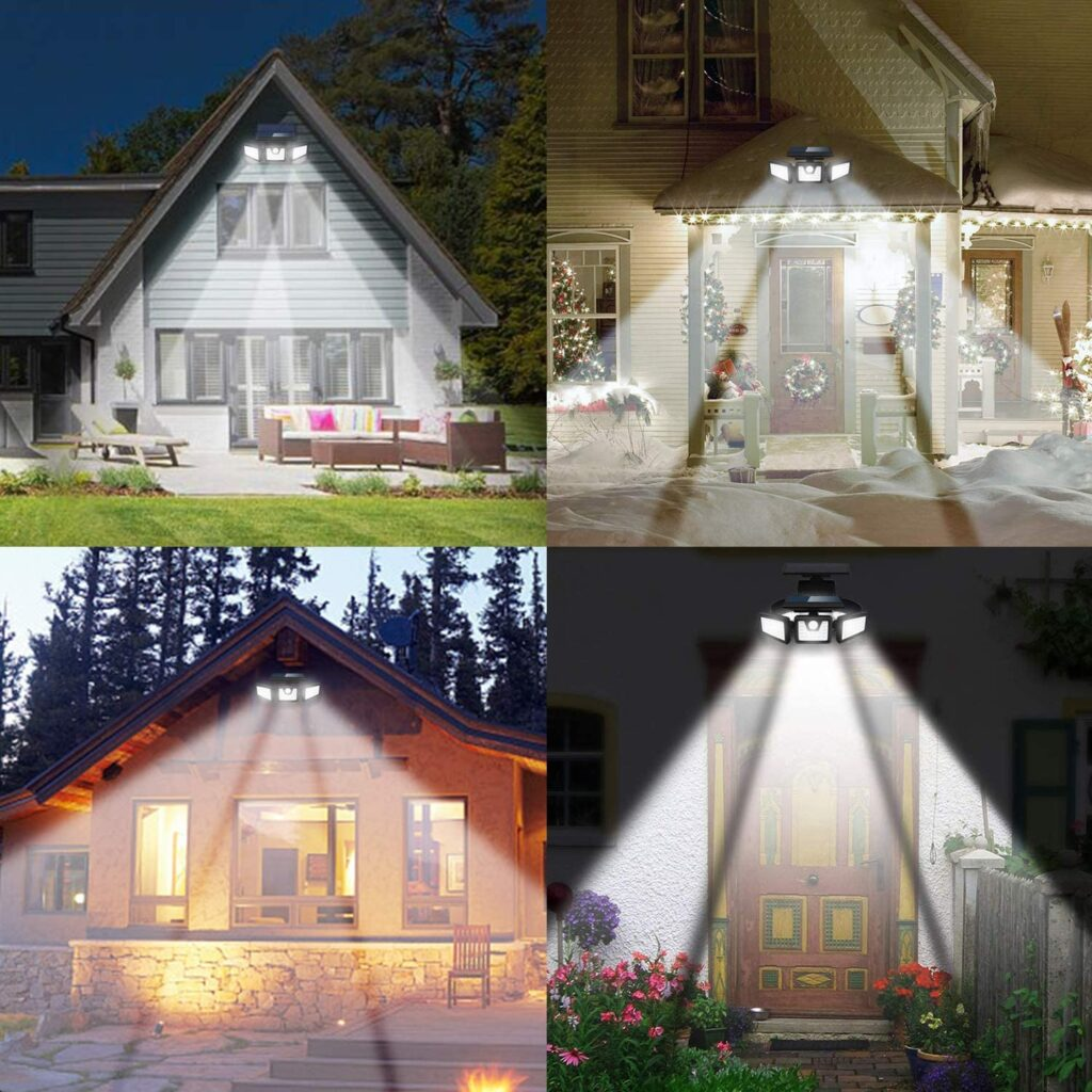 best solar power motion detectors for home use