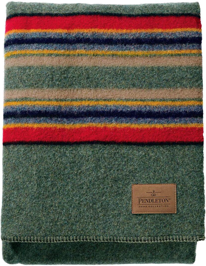 the best wool camp blanket