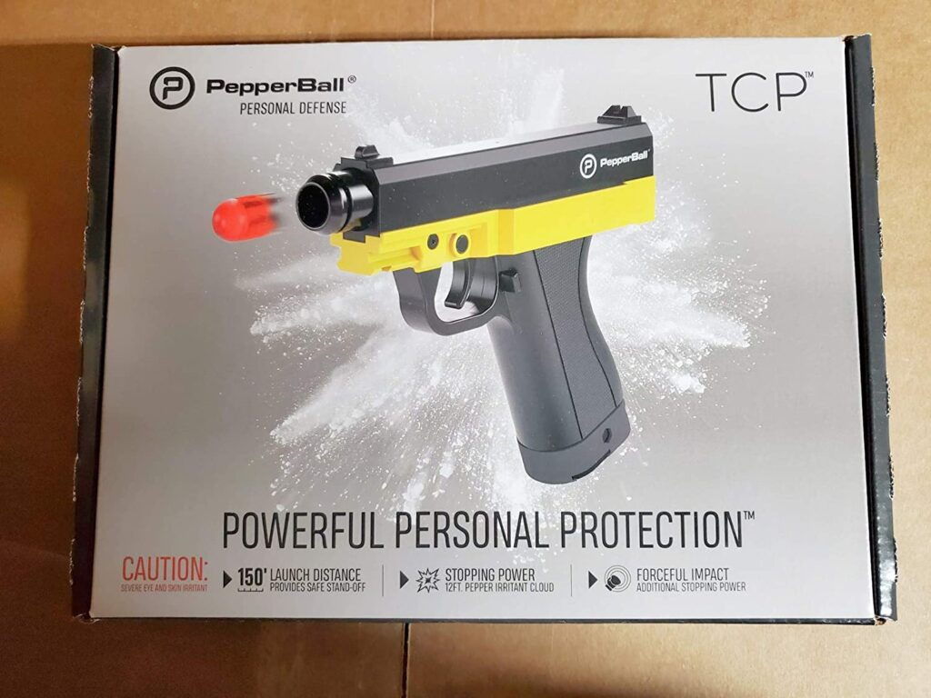 non lethal pistol for law enforcement