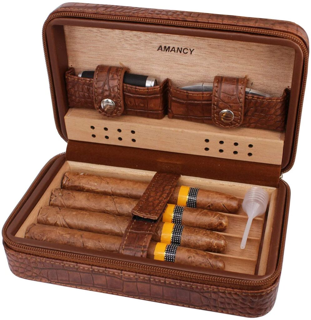 best cigar travel case