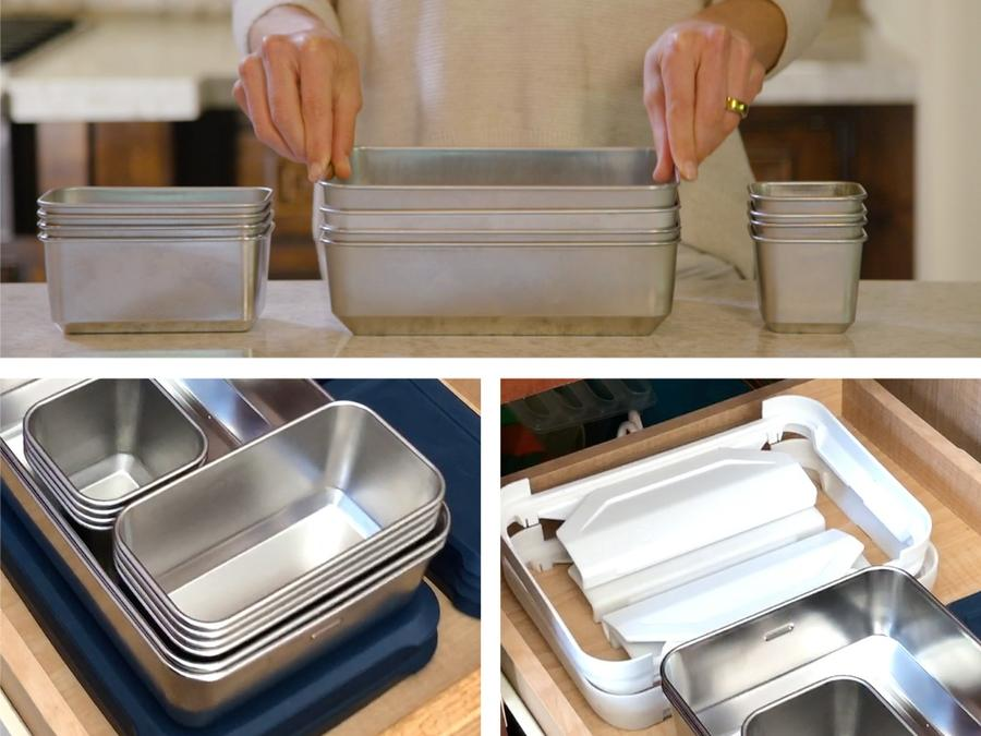 best stainless steel food containers