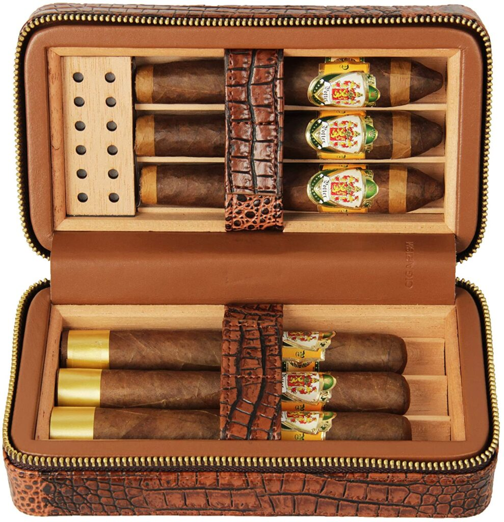 best cigar travel humidor