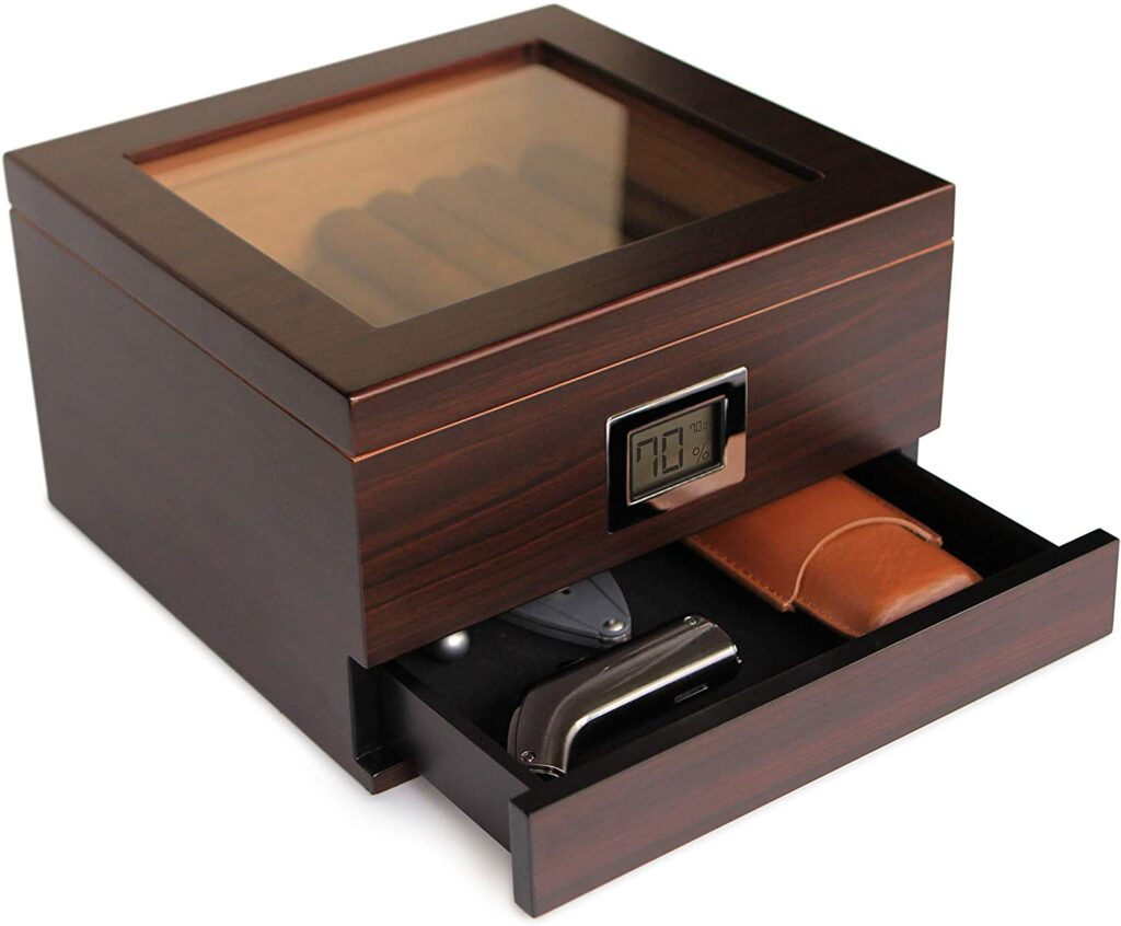 best overall cigar humidor for office