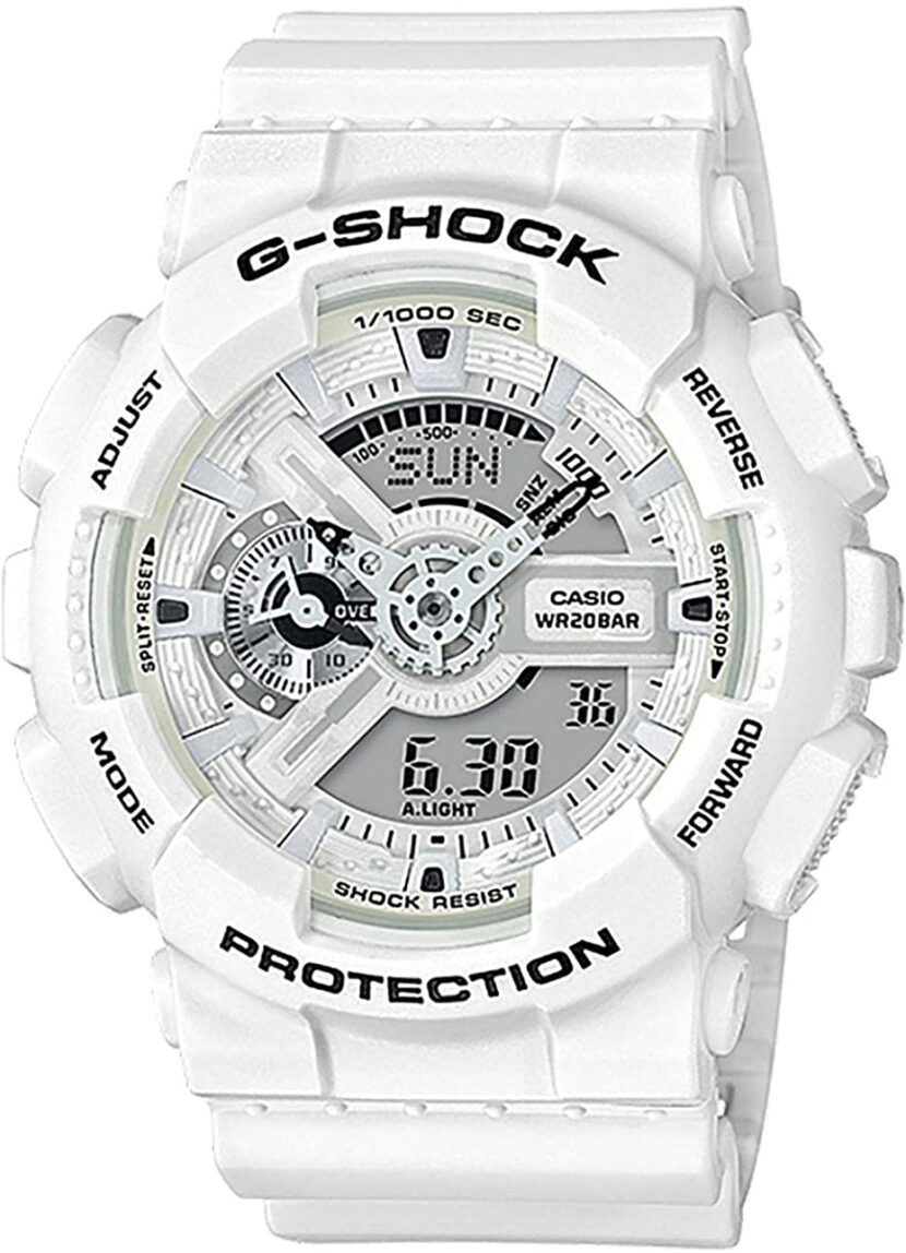 best white g shocks