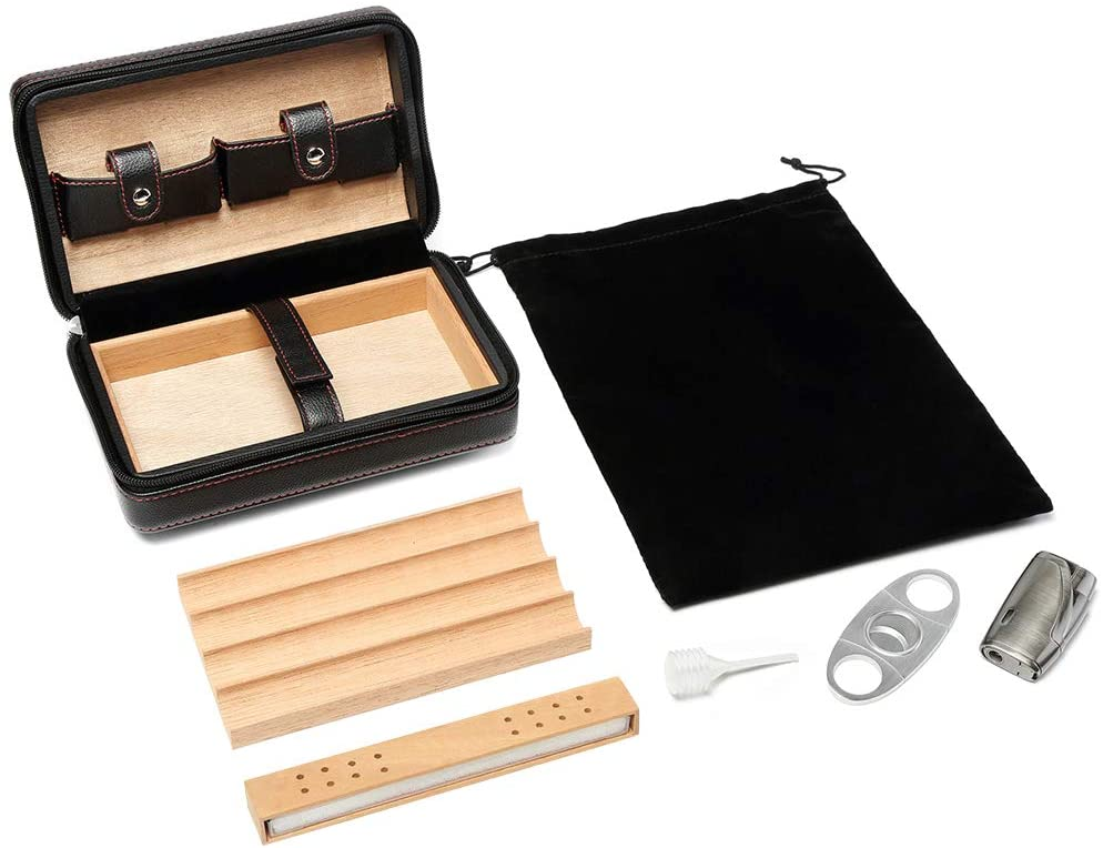 best cigar humidor for camping