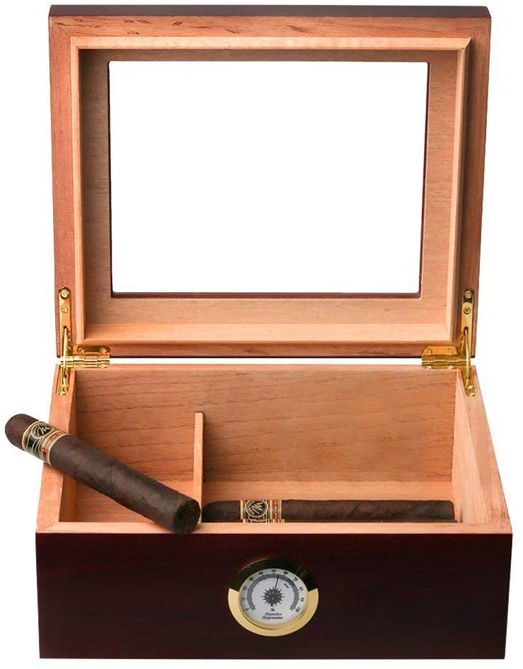 best cigar box with humidor