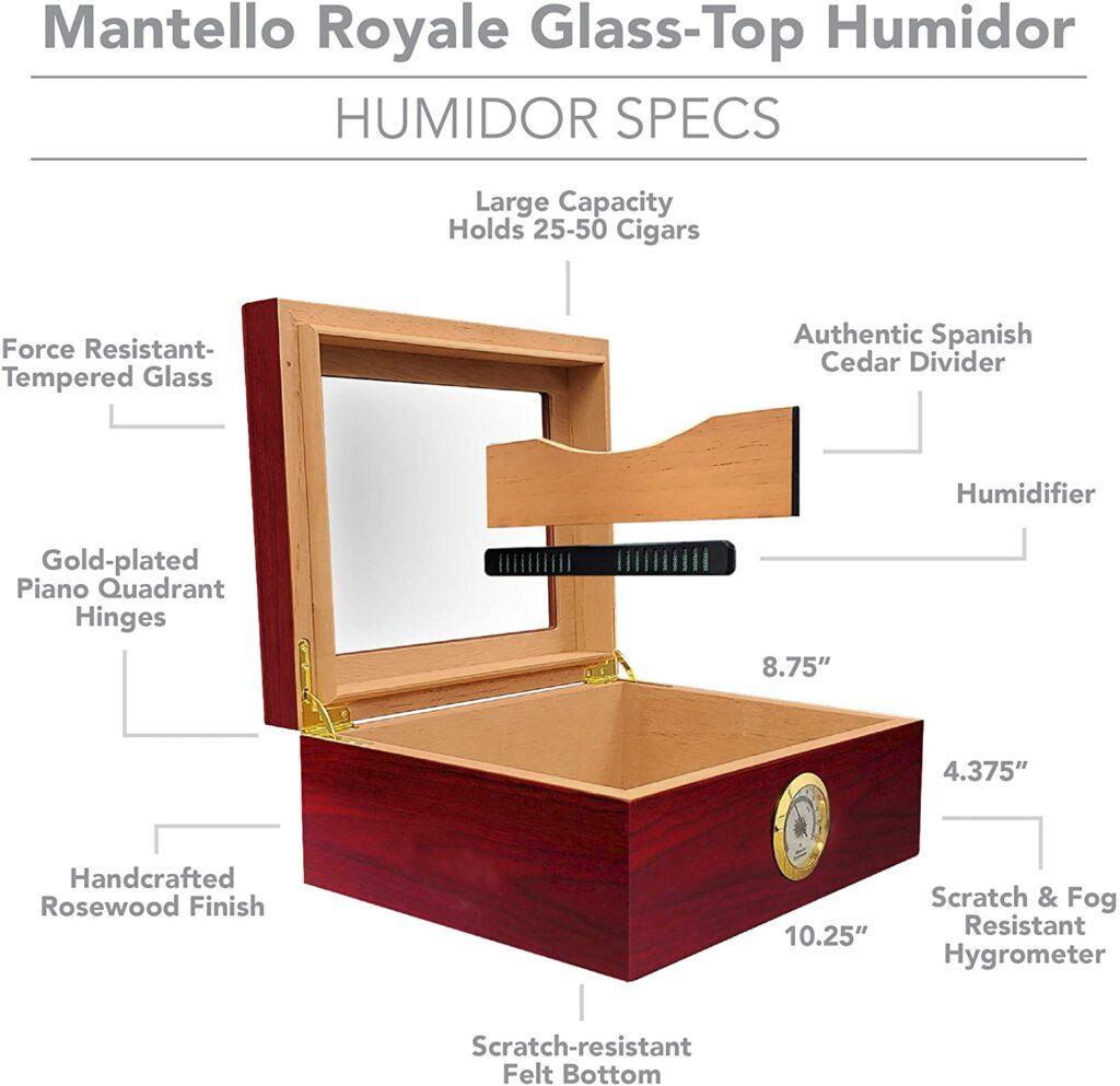 best cigar humidor for cheap