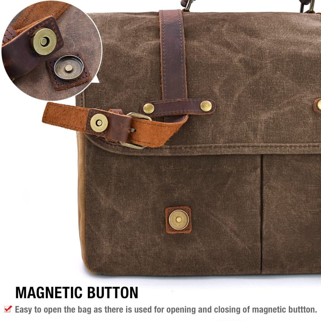 best leather messenger bag for lawyers